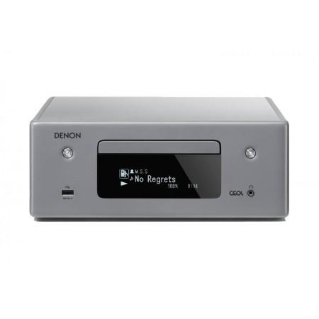 Kompakte Stereoanlage Denon RCDN-10 mit Spotify, Tidal, CD, Webradio