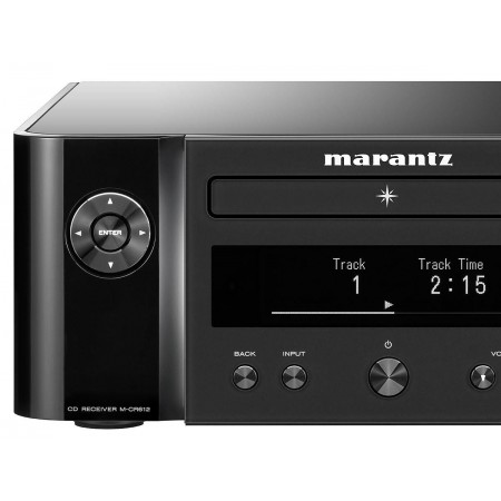 Marantz Melody X: Stereoverstärker mit CD-Player, Spotify, Tidal, etc.