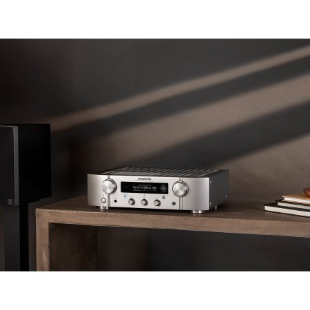 Marantz PM7000N: Stereoverstärker mit Spotify, Tidal, Amazon Music und Co.